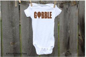 Gobble Onesie