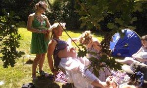 OBOMG hippie midwife