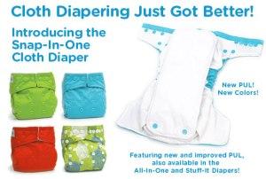snap in diaper