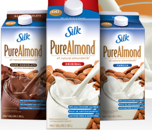 Silk-Almond-Milk